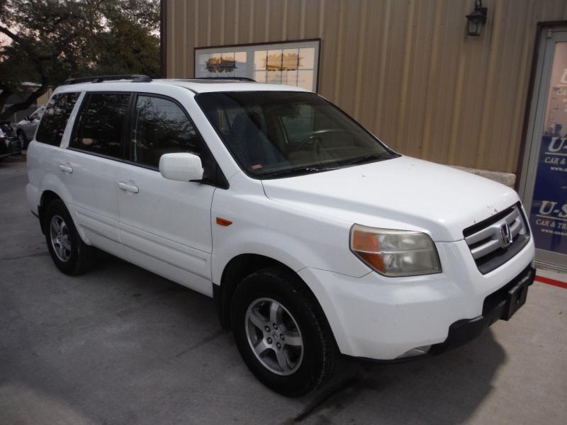 Honda Pilot 2007 price $4,400