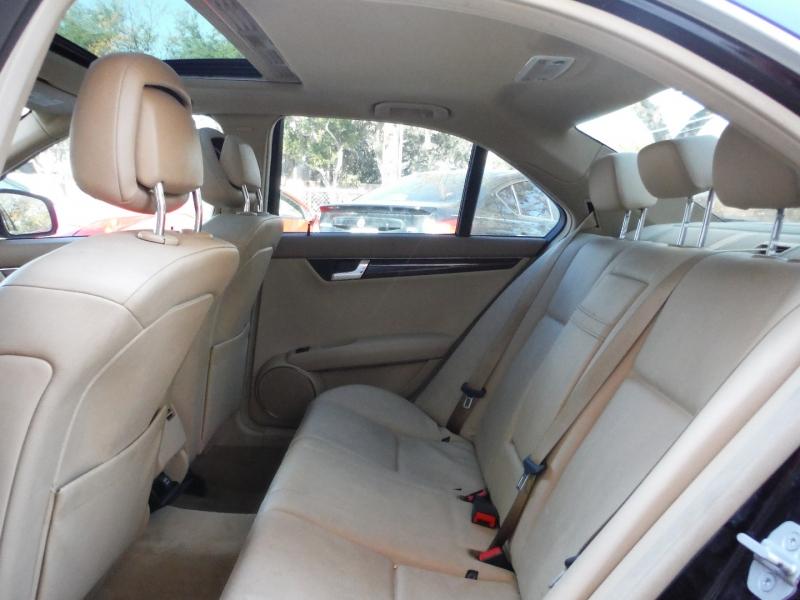 Mercedes-Benz C-Class 2008 price $4,500