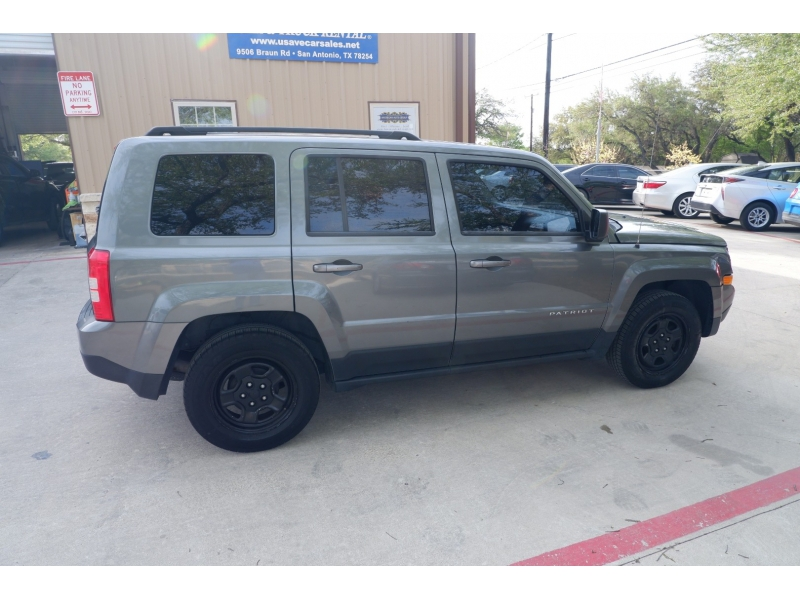 Jeep Patriot 2012 price $6,700
