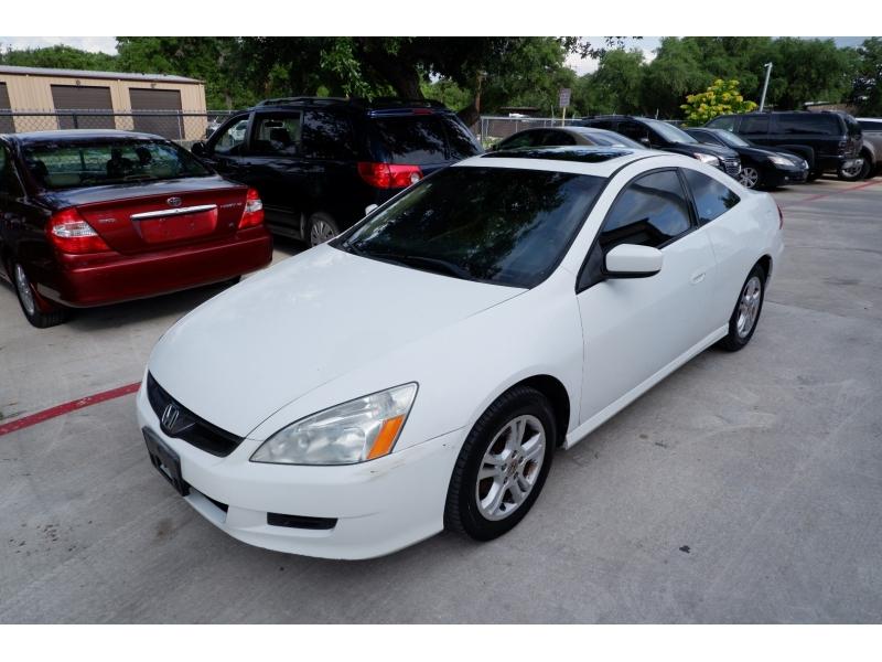 Honda Accord Cpe 2007 price $4,700