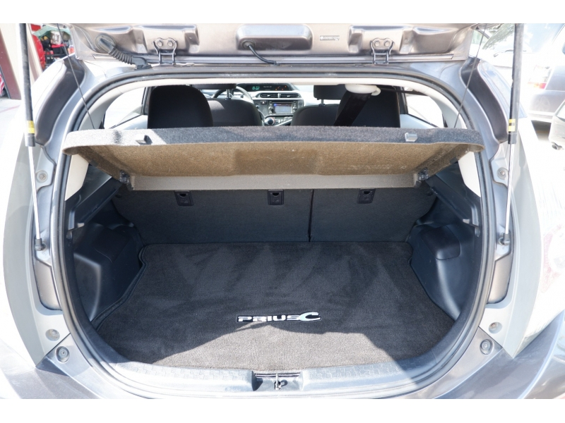 Toyota Prius c 2012 price $6,300