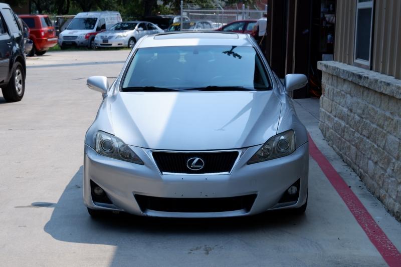 Lexus IS 250 2011 price $7,900