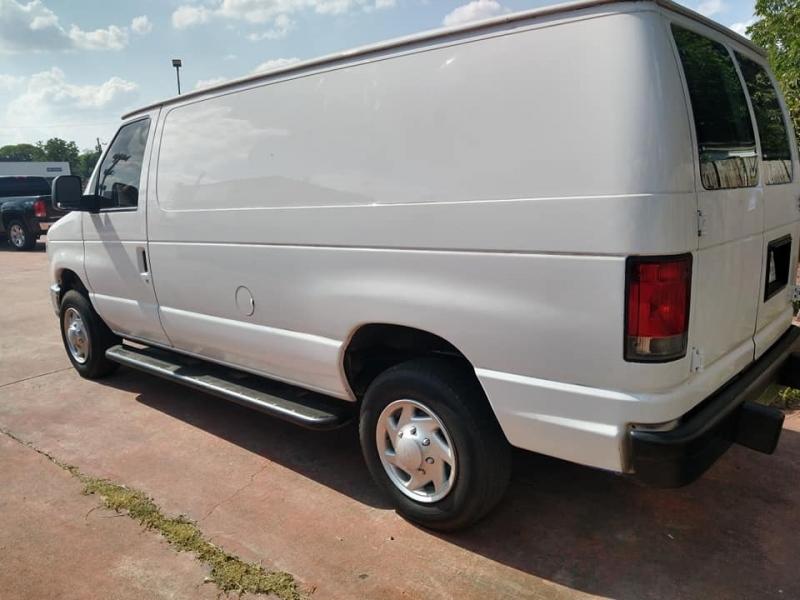 Ford Econoline Cargo Van 2014 price $12,450