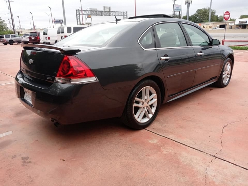 Chevrolet Impala Limited 2014 price $6,950