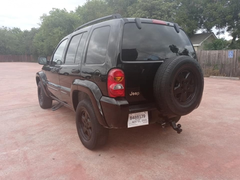Jeep Liberty 2002 price $3,950