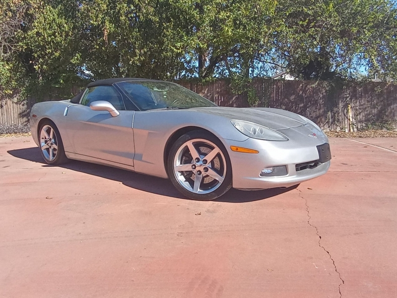 Chevrolet Corvette 2005 price $21,995