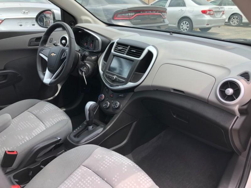 Chevrolet Sonic 2017 price $11,395