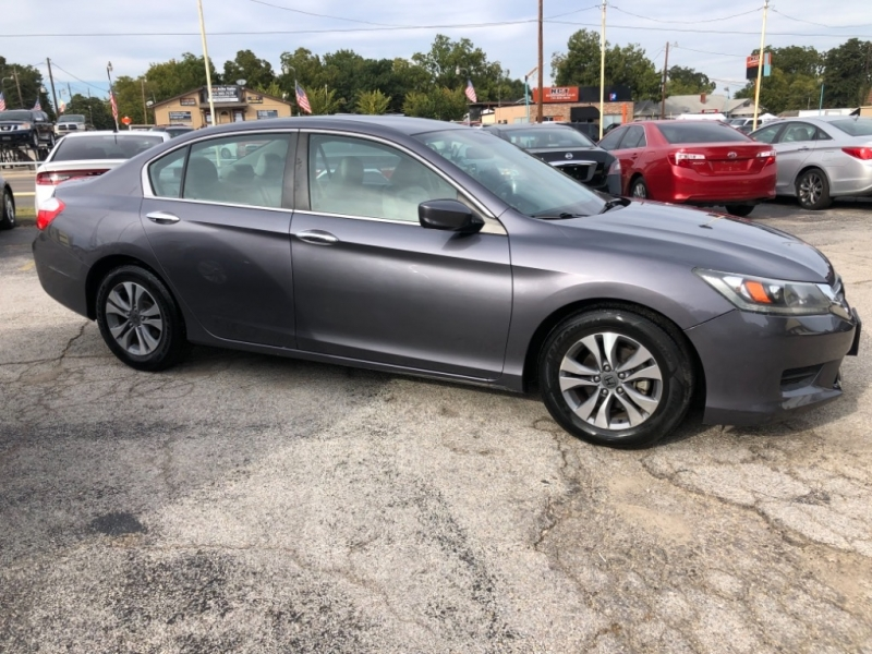 Honda Accord Sedan 2014 price $10,795