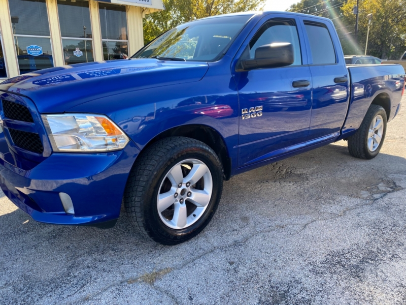 RAM 1500 2016 price $15,995
