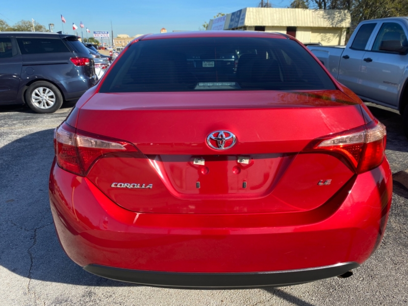 Toyota Corolla 2017 price $10,650