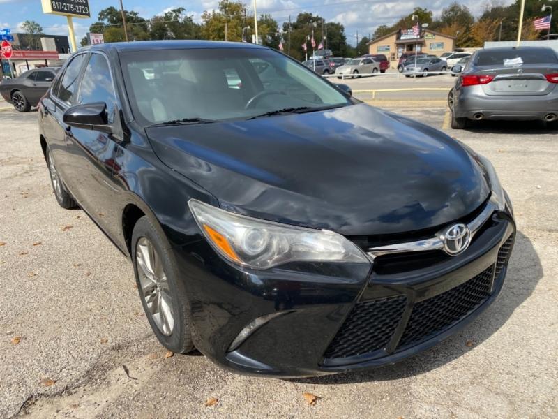 Toyota Camry 2016 price $12,800