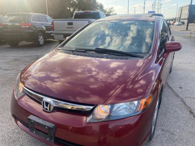 Honda Civic Sdn 2007 price $7,299
