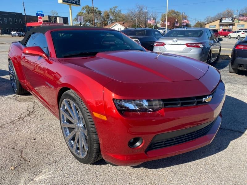 Chevrolet Camaro 2015 price $15,450