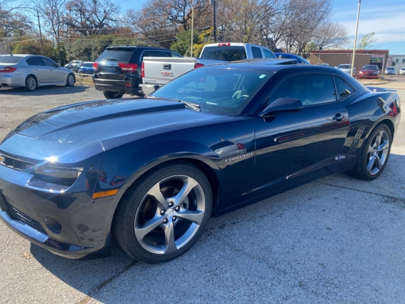 Chevrolet Camaro 2014 price $16,850