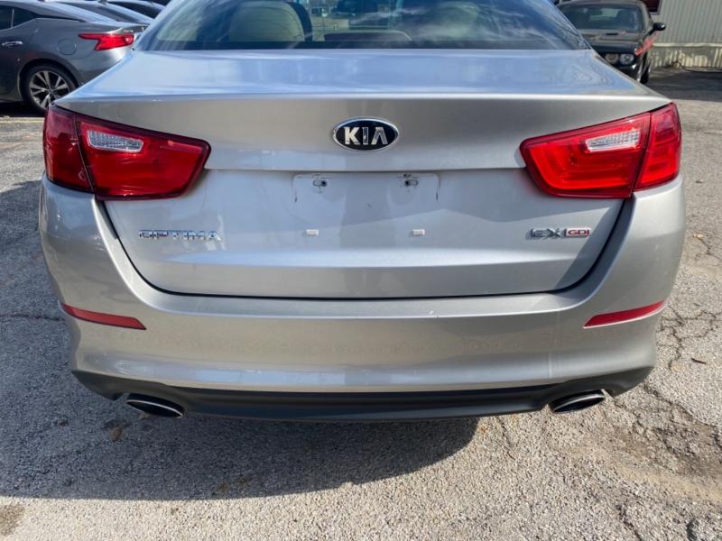 Kia Optima 2015 price $8,500