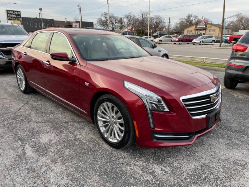 Cadillac CT6 2018 price $27,260