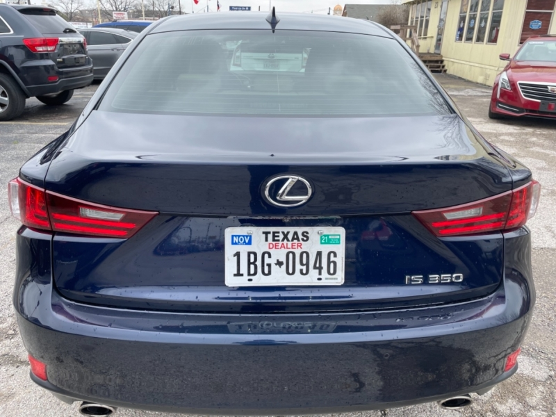 Lexus IS 350 2014 price $21,700