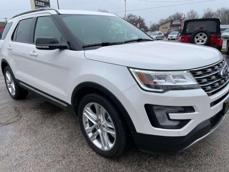 Ford Explorer 2017 price $21,700