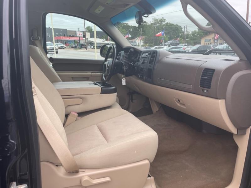 Chevrolet Silverado 1500 2013 price $12,850