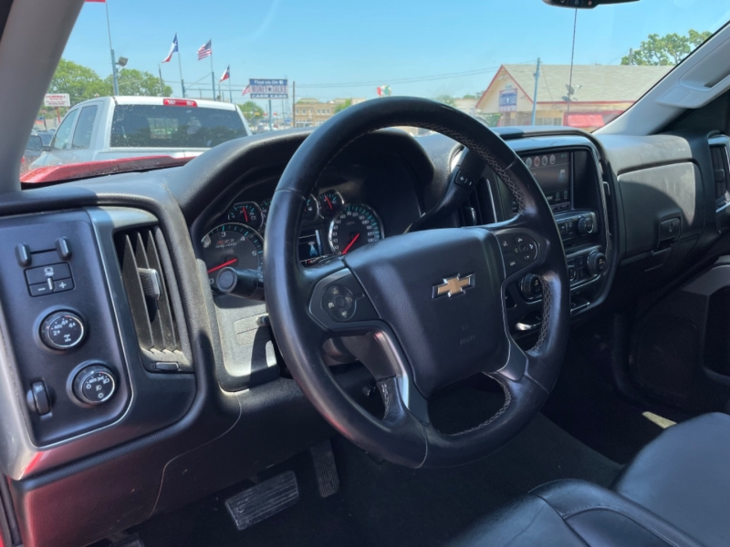 Chevrolet Silverado 1500 2016 price $27,300