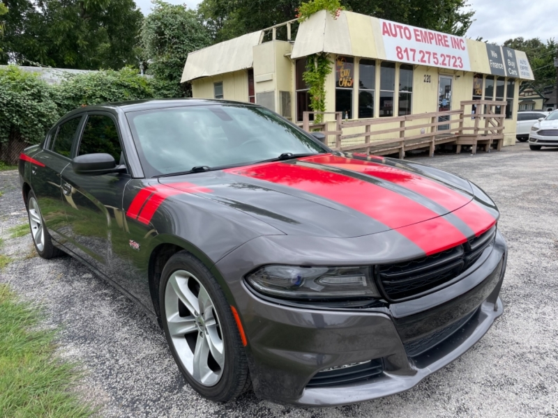Dodge Charger 2017 price $25,300