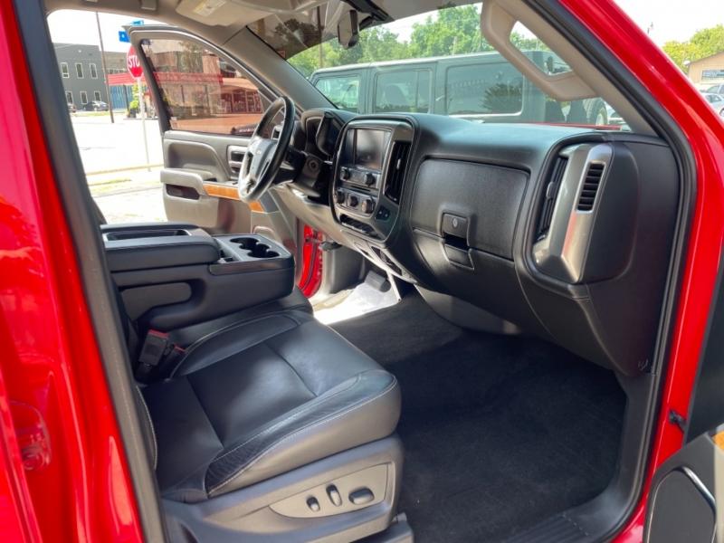 Chevrolet Silverado 1500 2018 price $27,850