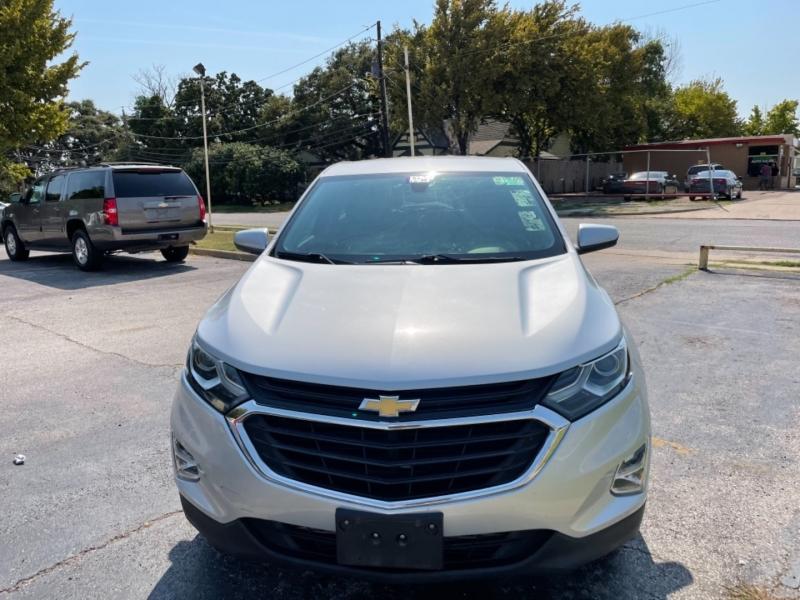 Chevrolet Equinox 2018 price $15,450