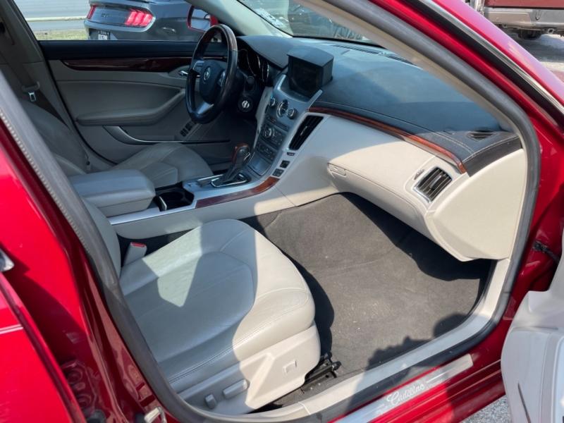 Cadillac CTS 2009 price $8,750