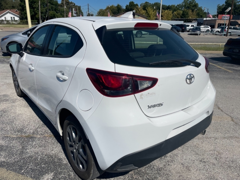 Toyota Yaris Hatchback 2020 price $13,800