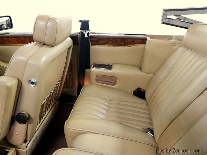 Rolls-Royce Corniche II 1986 price $79,990