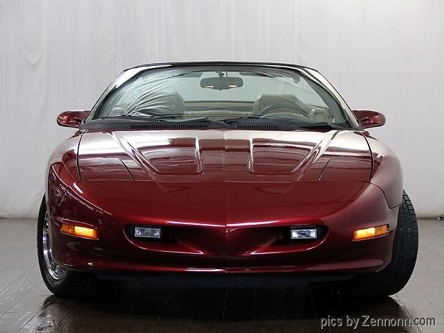 Pontiac Firebird 1995 price $9,990