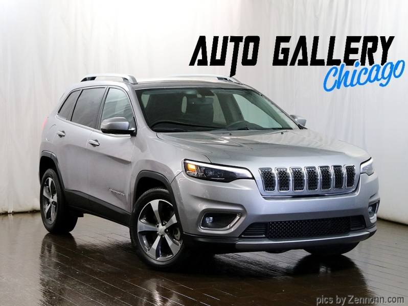 Jeep Cherokee 2019 price $15,990
