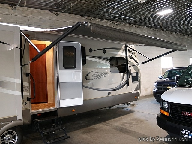 Keystone High Country Cougar 319RLS 2015 price $25,990