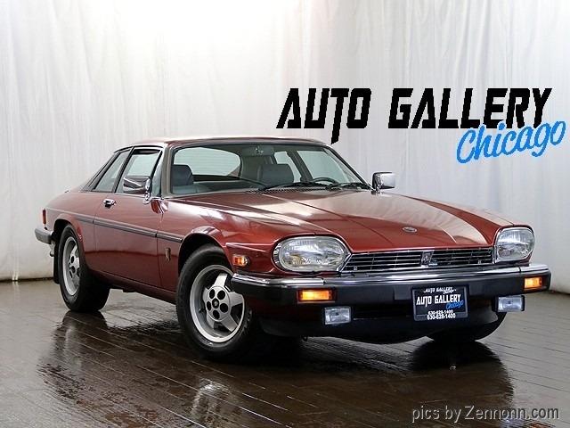 Jaguar XJS 1984 price $7,990
