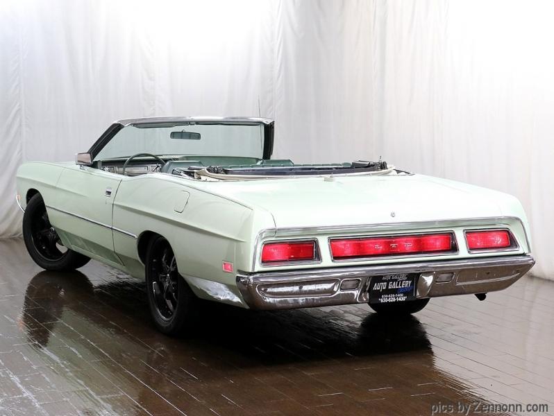 Ford LTD Convertible 1971 price $9,990