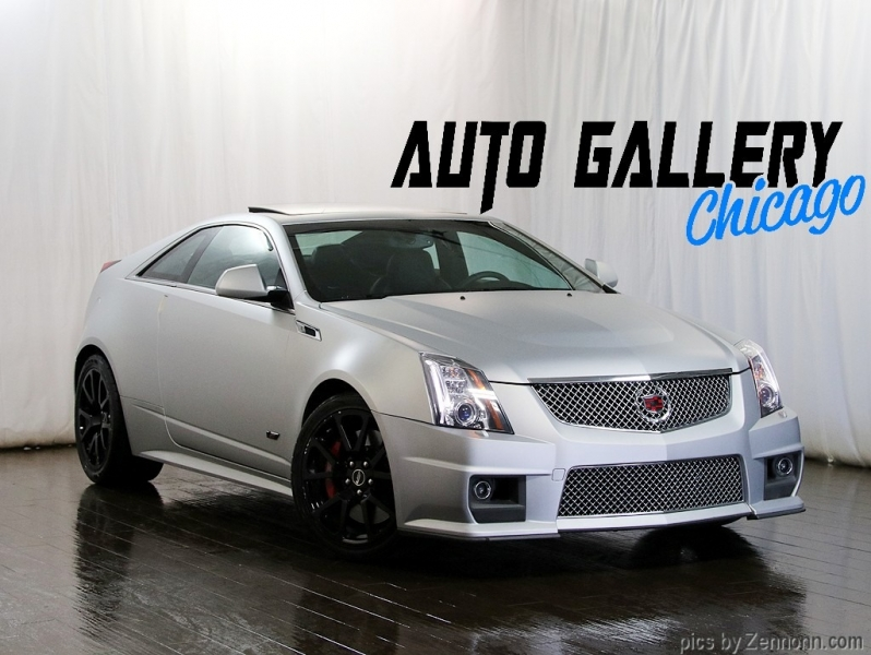 Cadillac CTS-V Coupe 2013 price $36,990