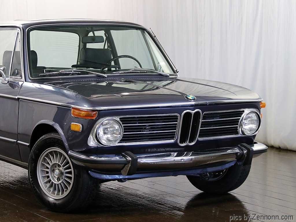 1973 Bmw 2002 Tii Auto Gallery Chicago Dealership In Addison