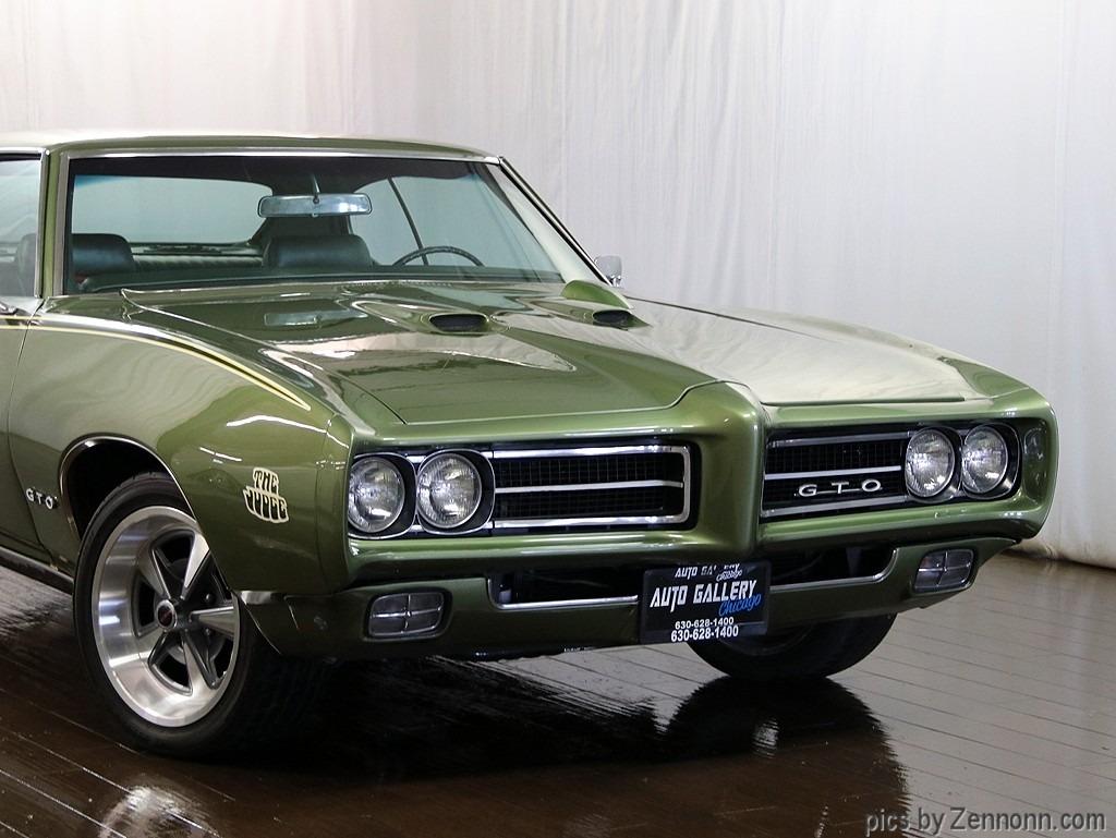 1969 Pontiac Gto Auto Gallery Chicago Dealership In Addison