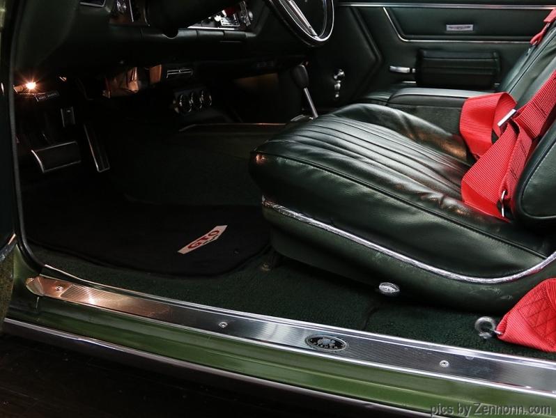 Pontiac GTO 1969 price $56,990