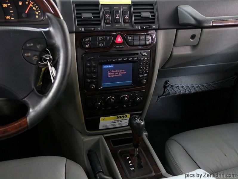 Mercedes-Benz G500 2002 price $26,990