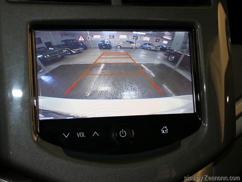 Chevrolet Sonic 2015 price $9,990