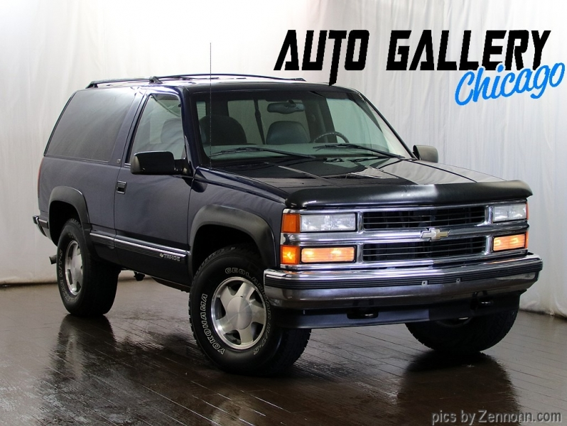 Chevrolet Tahoe 1999 price $18,990