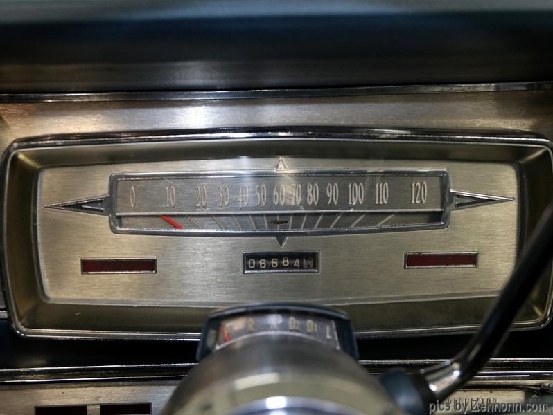 Lincoln Continental 1963 price $44,990