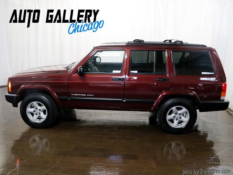 Jeep Cherokee 2000 price $6,990