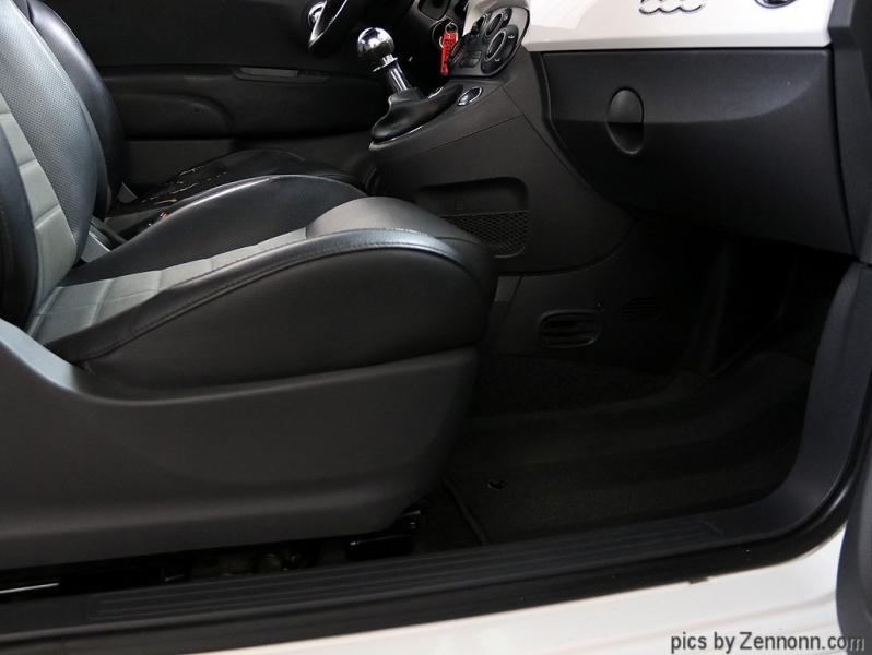 Fiat 500 2012 price $5,990