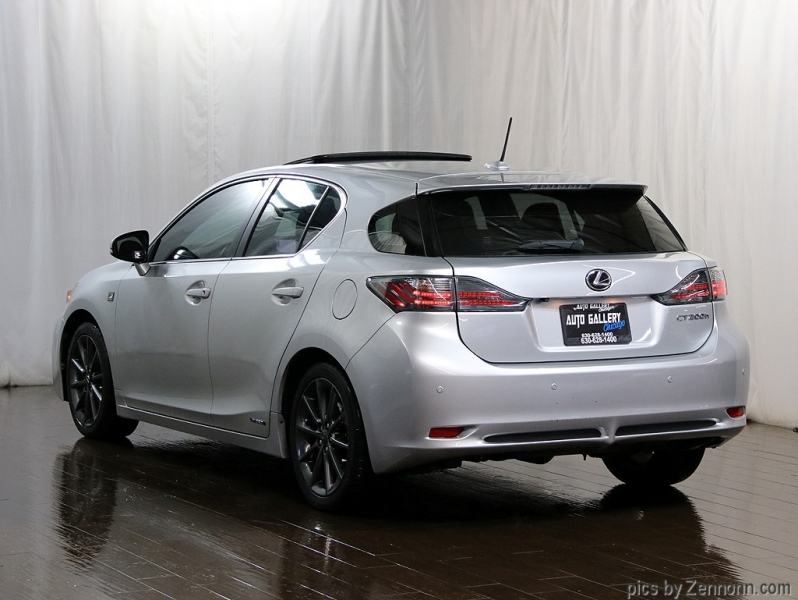 Lexus CT 200h 2013 price $12,490