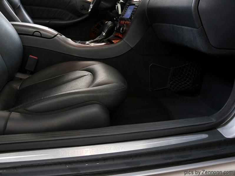 Mercedes-Benz CLK500 2005 price $8,990