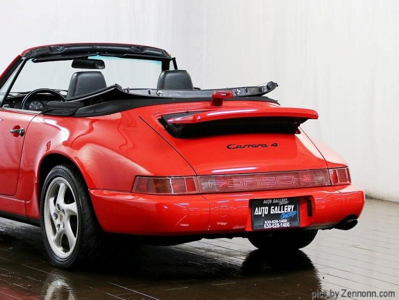 Porsche 911 Carrera 4 1991 price $54,990