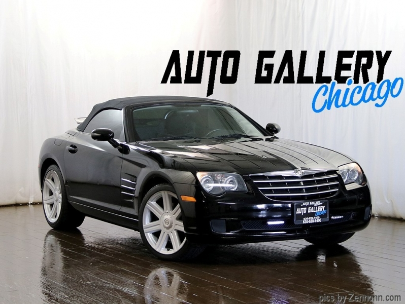Chrysler Crossfire 2005 price $9,990