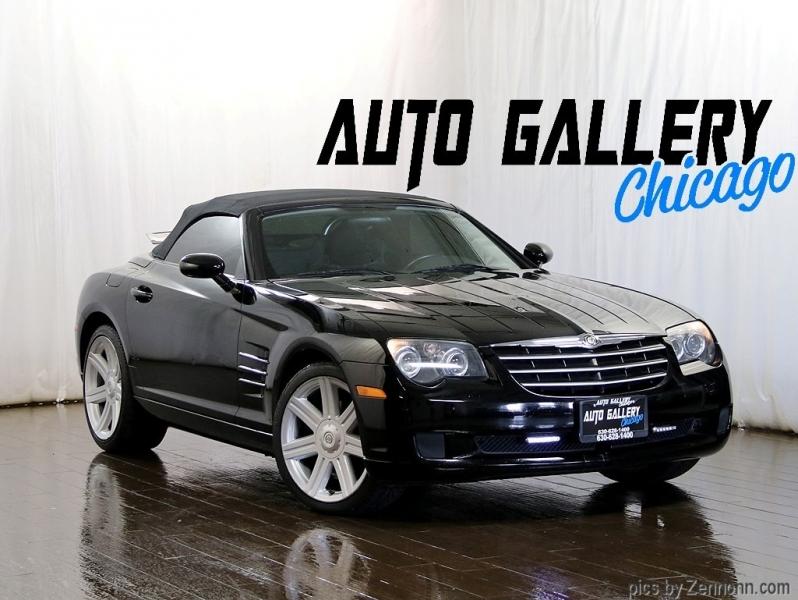 Chrysler Crossfire 2005 price $11,990